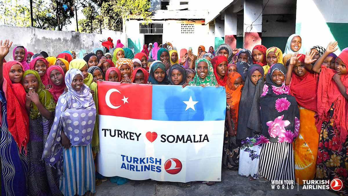 مسئولیت اجتماعی در TurkishAirlines
