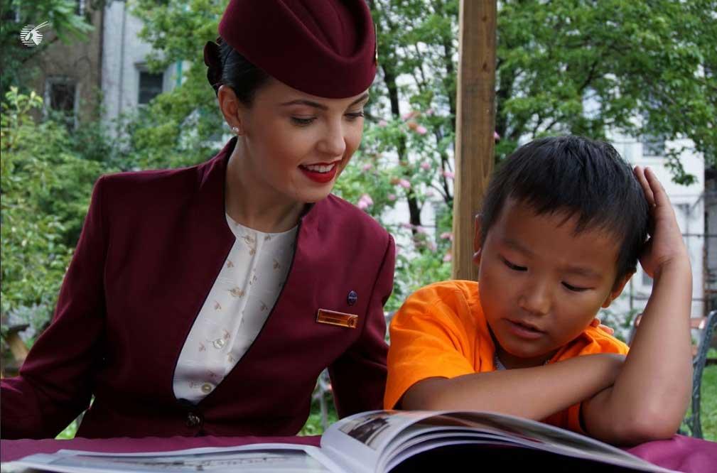 مسئولیت اجتماعی در QatarAirways